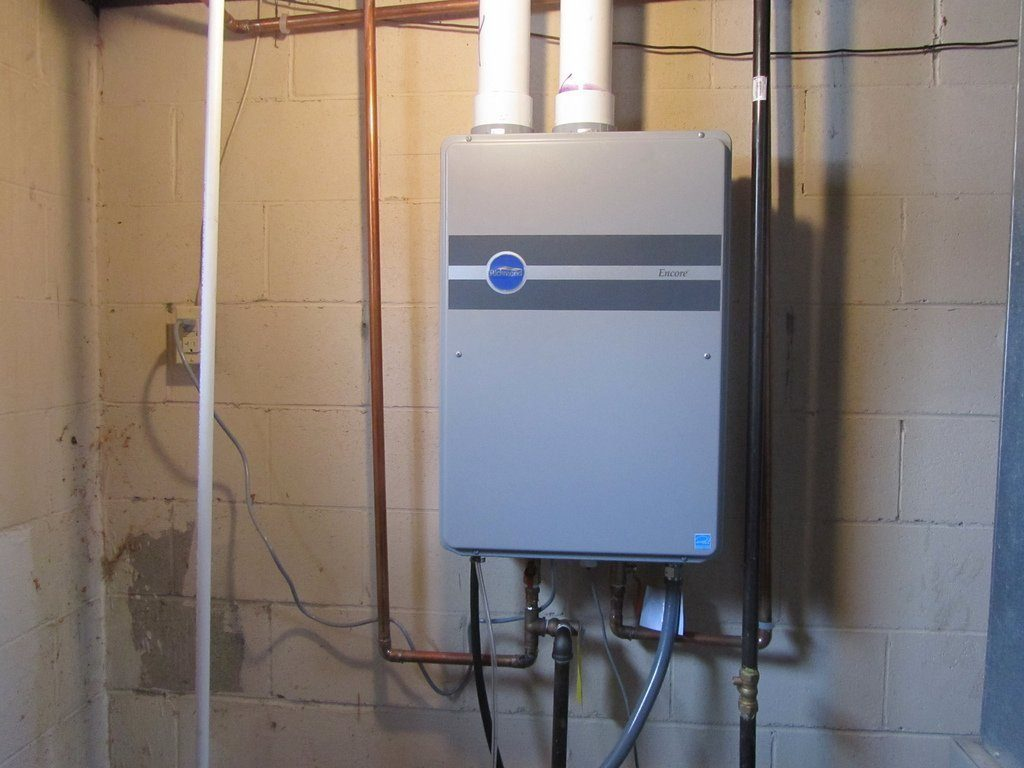TANKLESS-ON DEMAND WATER HEATERS